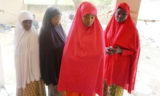Nigeria: des écolières de Dapchi ramenées à leurs parents par Boko Haram