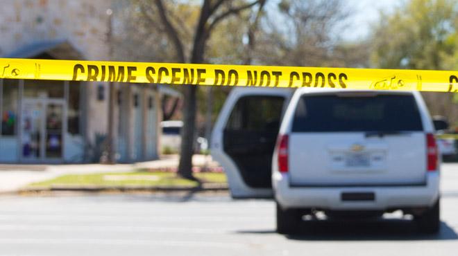 Série d'explosions au Texas: le suspect s'est fait sauter au moment où il allait être arrêté