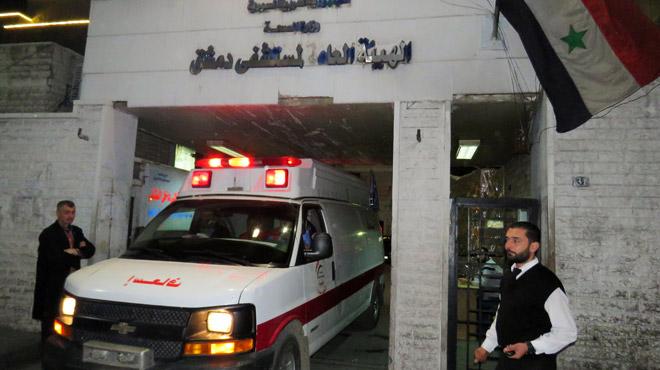 L'Etat islamique n'est pas mort: le groupe terroriste s'est emparé d'un quartier de Damas, la capitale syrienne