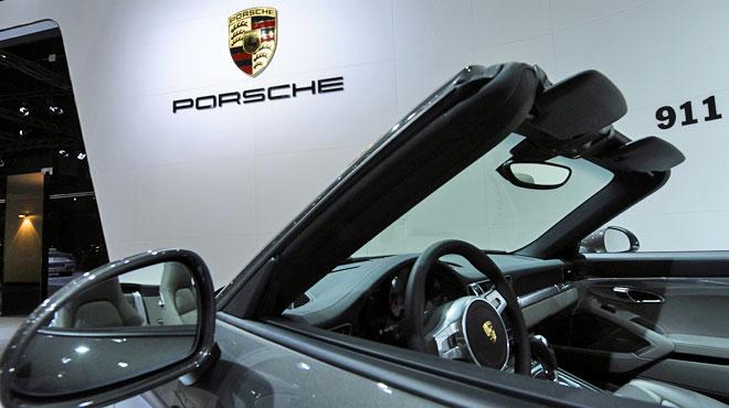 Porsche gâte son personnel: voici la belle somme que chaque travailleur recevra
