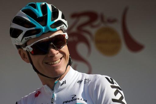 Froome: participation confirmée au Tour des Alpes (organisateurs)