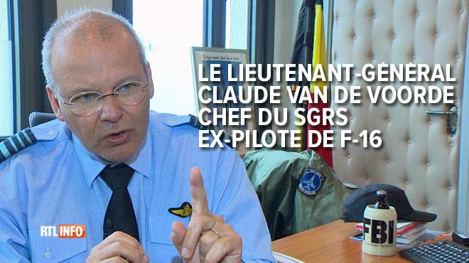 Le chef des services secrets militaires belges se confie à RTL: