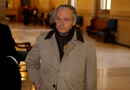Fraude fiscale: prison ferme et forte amende requis en appel contre Guy Wildenstein