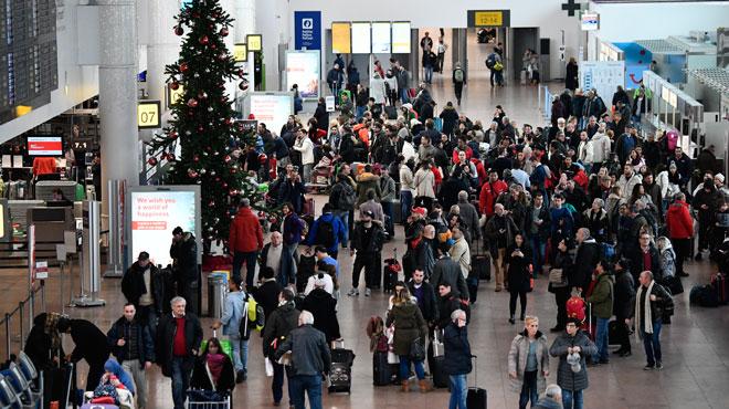 Ce qui a changé depuis 2 ans? Maintenant ON SAIT que plus de 3 radicalisés transitent par Brussels Airport chaque jour