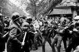 Mai 68- un tournant dans la gestion du maintien de l'ordre