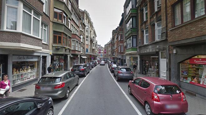Namur: échange de coups de couteau
