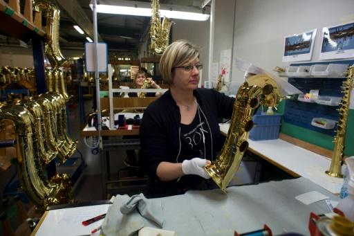 France: les saxophones Henri Selmer cédés à un fonds d'investissement européen