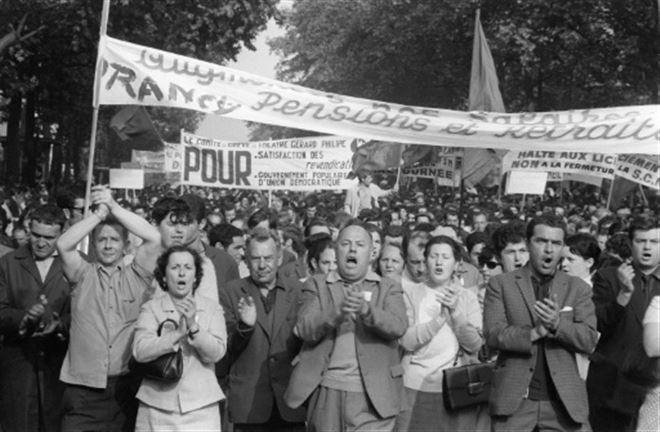 Les grèves ouvrières de mai-juin 68 n'étaient pas à la remorque du mouvement étudiant