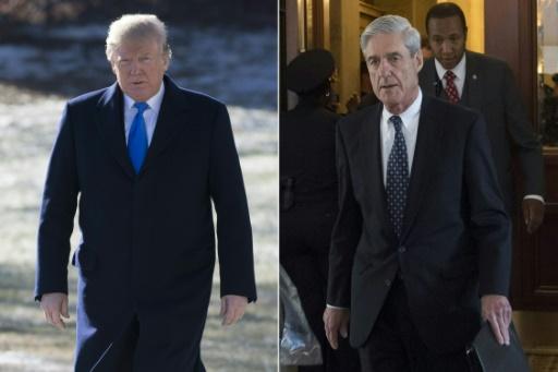Trump réaffirme qu'il est prêt à témoigner devant le procureur spécial