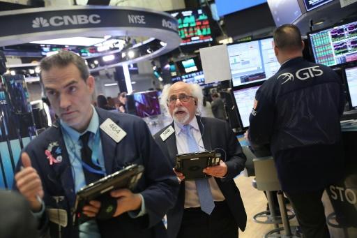 Tempête à Wall Street sur fond de guerre commerciale
