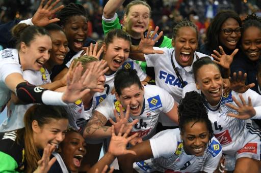 Handball: Les Bleues repartent d'un très bon pied après l'or mondial