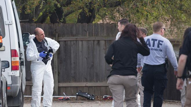 Sur une vidéo, le poseur de bombes du Texas dit qu'il n'a aucun remords