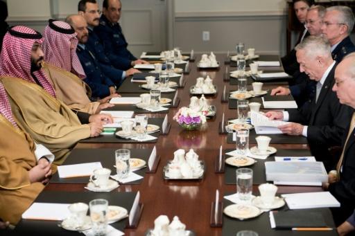 USA: contrats d'armements d'un milliard de dollars à Ryad