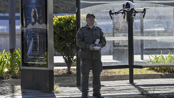Après l'affaire des F-16, l'armée a également dissimulé des informations pour l'achat de DRONES