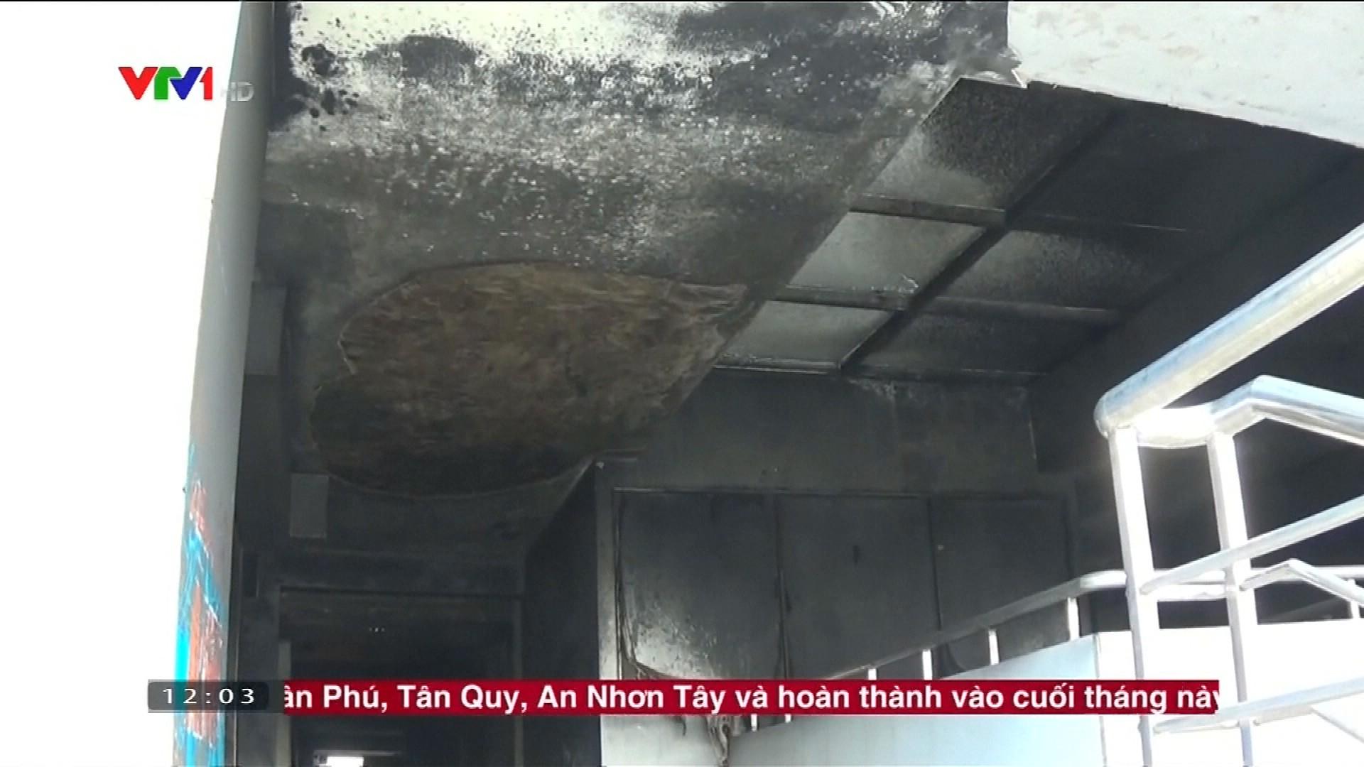 Vietnam: treize morts dans l'incendie d'un grand complexe luxueux à Ho Chi Minh-ville