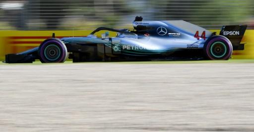 GP d'Australie: Hamilton (déjà) devant, Haas en forme lors des essais libres 1 et 2