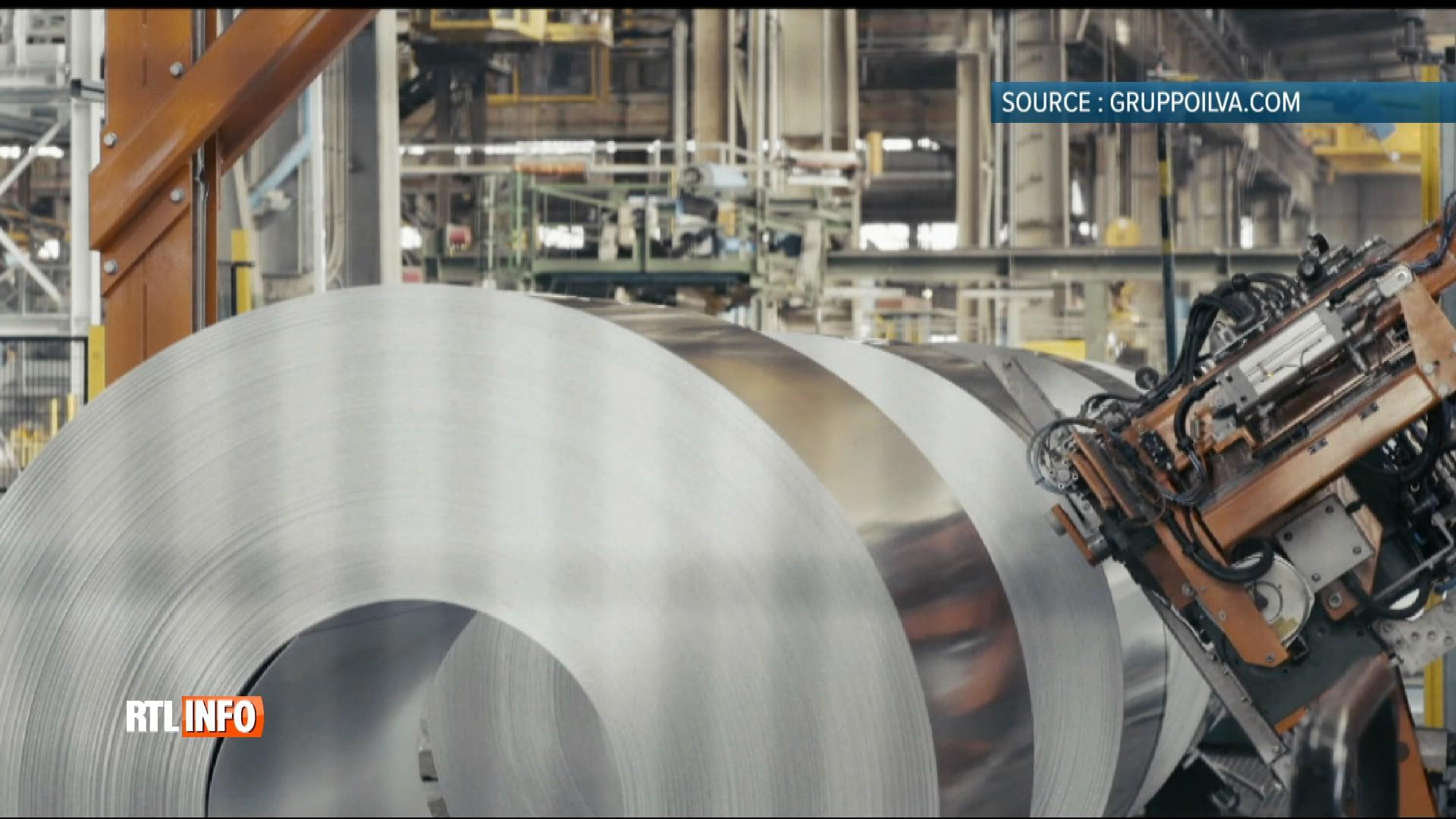 Arcelor Mittal à Liège pourrait changer de propriétaire