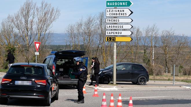 Attentat dans l'Aude : un hommage national sera rendu au gendarme Arnaud Beltrame
