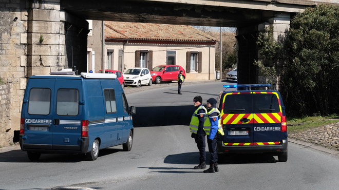 Prise d'otages dans un supermarché du sud de la France: ce que l'on sait sur l'auteur de l'attaque