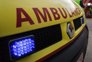 Grave accident à Bullange: un dame de 62 ans perd le contrôle de son véhicule et percute frontalement un arbre