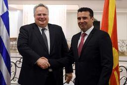 Macédoine: Athènes et Skopje sont en quête d'un compromis