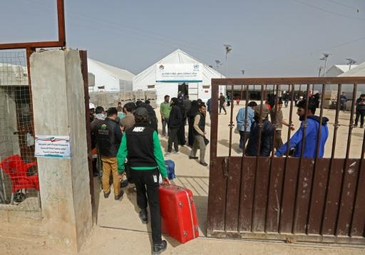 Syrie: 167.000 déplacés par les hostilités dans la région d'Afrine indique l'ONU