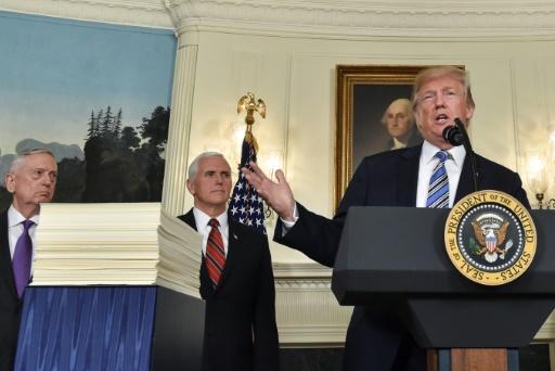 Trump signe finalement la loi budgétaire, pas de