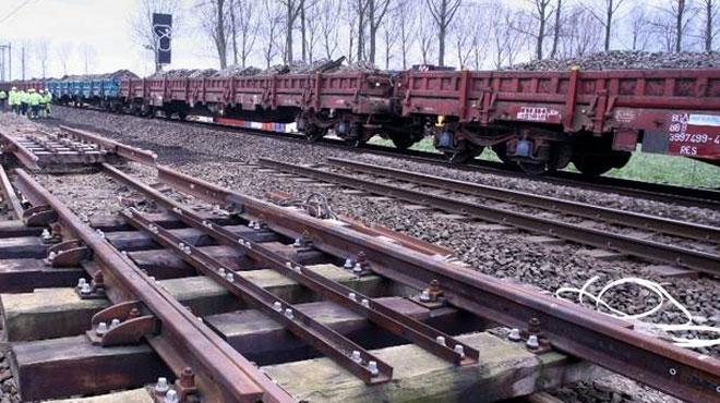 La SNCB a retrouvé de l'amiante dans la peinture de plusieurs wagons de marchandises