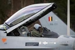 Remplacement des F-16 - Au moins cinq officiers de l'armée de l'air ont dissimulé l'étude