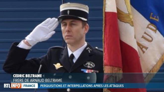 Le frère du gendarme