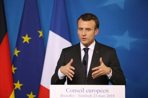Afrine: Macron demande à Erdogan le
