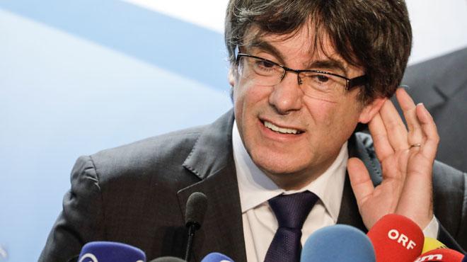 La Finlande était prête à arrêter Puigdemont, mais il est revenu en Belgique