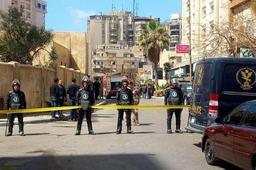 Égypte: attentat à la voiture piégée à Alexandrie, deux policiers tués