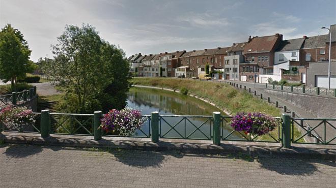 Le cadavre d'une femme retrouvé dans le canal à Ath