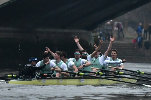 Aviron: Cambridge réalise son 1er quadruplé contre Oxford depuis 1997