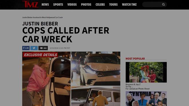 Loin de Selena, Justin Bieber passe la soirée en bonne compagnie