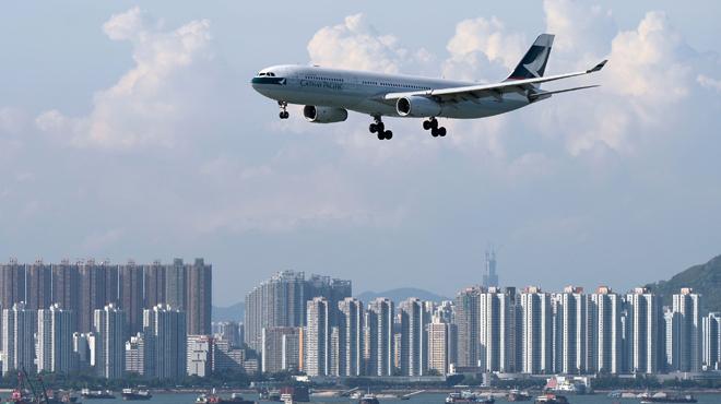 Bonne nouvelle pour les businessmen belges? Brussels Airport est directement relié à Hong Kong pour la première fois de son histoire