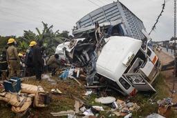 Tanzanie: au moins 24 morts et 10 blessés dans un accident de la route