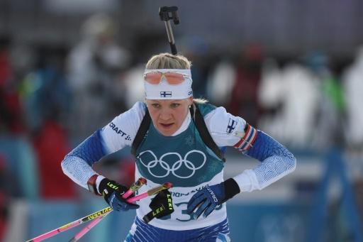 Biathlon: le Gros Globe pour Makarainen après sa 6e place à la mass start de Tioumen