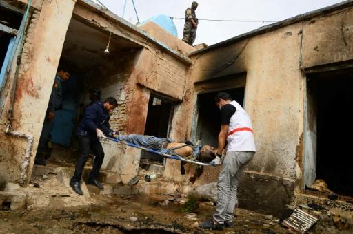 Afghanistan: deux kamikazes attaquent une mosquée chiite, au moins un mort