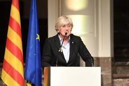 Une indépendantiste catalane exilée en Ecosse prête à se rendre