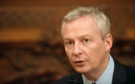 Prélèvement à la source: Le Maire exclut tout nouveau moratoire