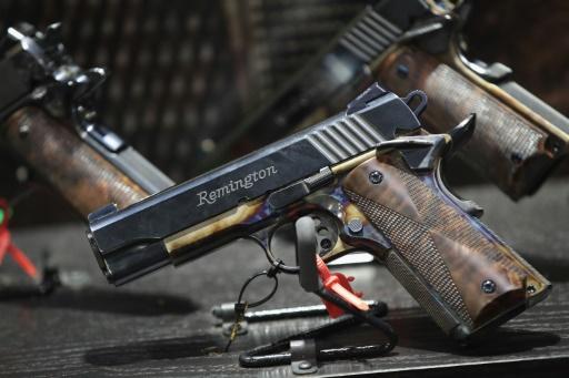 Le fabricant américain d'armes Remington dépose le bilan