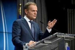 Quatorze Etats membres ont décidé d'expulser des diplomates russes (Tusk)