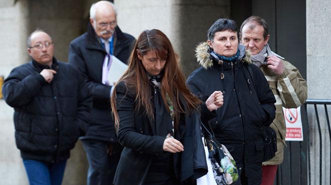 Meurtre de la jeune fille au pair Sophie Lionnet à Londres: l'ancien membre de Boyzone, Mark Walton, a témoigné au procès
