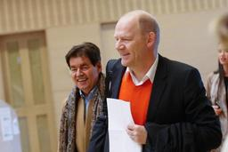 Bernard Wesphael: Audience devant le tribunal civil de Liège mardi matin