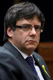Un Comité de l'Onu enregistre une plainte de Puigdemont sur la violation de ses droits