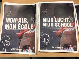 Pollution aux abords des écoles bruxelloises - Les Verts déposent des propositions de motion dans toutes les communes
