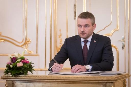 Slovaquie: le gouvernement Pellegrini approuvé par le parlement