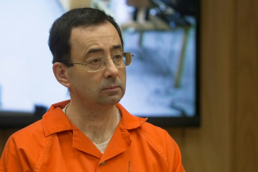 Gymnastique: arrestation de l'ex-patron de Larry Nassar